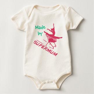 Supermum Onsie Baby Bodysuit