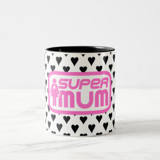 SUPERMUM WITH LOVE MUG