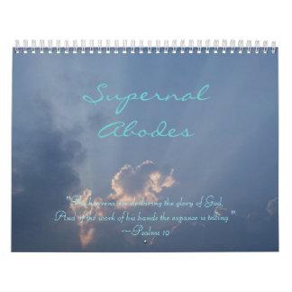 Supernal Abodes Calendar