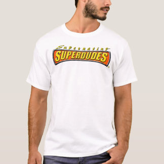 Supernating Superdudes T-Shirt