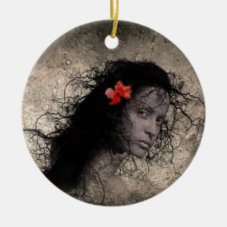 Supernatural Ceramic Ornament