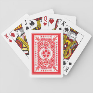 Supernatural Elements Playing Cards