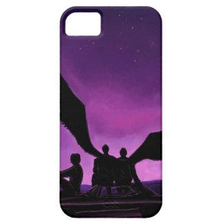 Supernatural Galaxy iPhone SE/5/5s Case