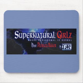 Supernatural Girlz mouse pad