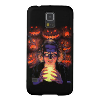 Supernatural Halloween Fortuneteller Witch Galaxy S5 Cases