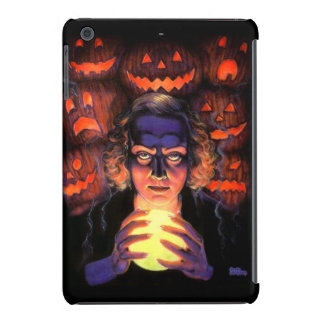 Supernatural Halloween Fortuneteller Witch iPad Mini Cover