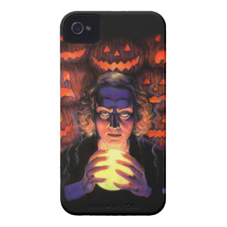 Supernatural Halloween Fortuneteller Witch iPhone 4 Case