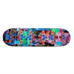 Supernatural-  Inkblot Moth & Comic book style art Skate Board Decks