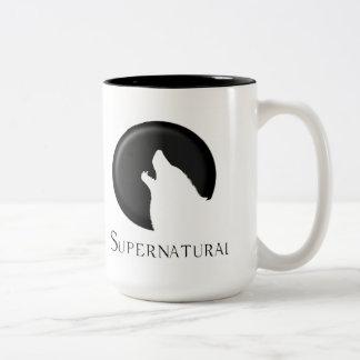 Supernatural mug