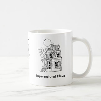Supernatural News, Where Beli... Mugs