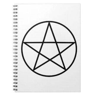 Supernatural Symbol Series #4 Notebook