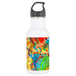 Supernova 18oz Water Bottle