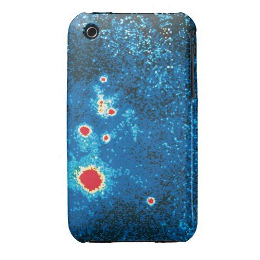 Supernova 1987 iPhone 3 cobertura