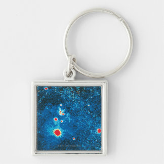 Supernova 1987 keychain
