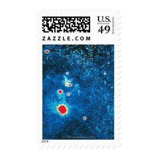 Supernova 1987 stamps