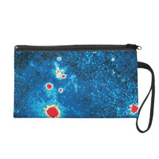 Supernova 1987 wristlet purse