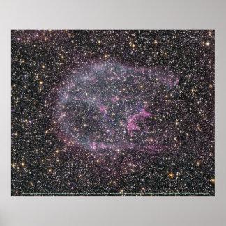 Supernova 1987A Poster