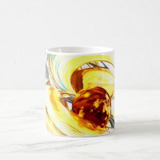 Supernova Abstract Mug