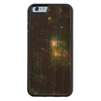 SUPERNOVA (an outer space design) ~ Carved® Cherry iPhone 6 Bumper