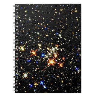 SUPERNOVA (an outer space design) ~ Notebook