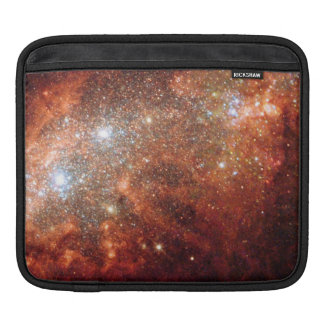 Supernova Bonanza in Nearby Galaxy NGC 1569 Sleeve For iPads