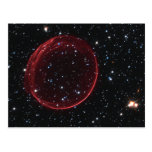 Supernova Bubble Post Cards