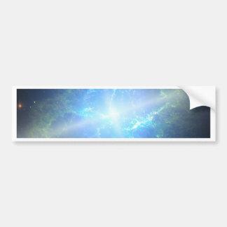 Supernova Bumper Sticker