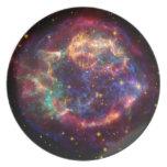 Supernova de NASAs Cassiopeaia Platos