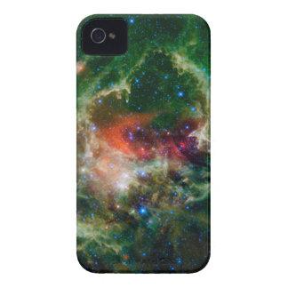 Supernova del alma Case-Mate iPhone 4 fundas