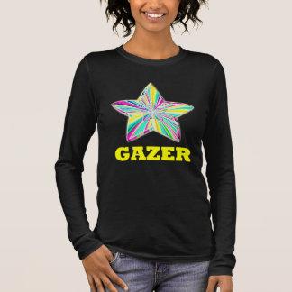 Supernova del Gazer de la estrella Playera De Manga Larga
