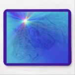 Supernova del tigre tapetes de ratones