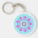 Supernova Flower Air Keychain