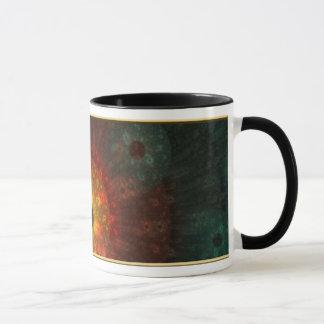 Supernova Fractal 11 oz Coffee Mug