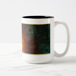 Supernova Fractal 15 oz Coffee Mug