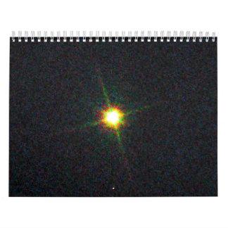 Supernova in M82 Calendar