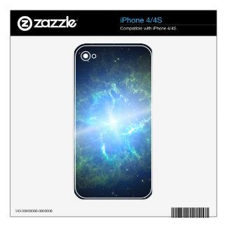 Supernova iPhone 4 Decal