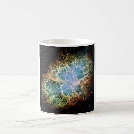 Supernova Morphing Mug