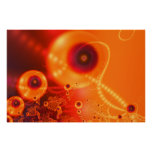 Supernova Planetoids 5 Print