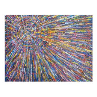 """Supernova"" por Thurman Hubbard Postales"