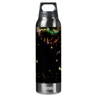 Supernova Remnant Cassiopeia 16 Oz Insulated SIGG Thermos Water Bottle