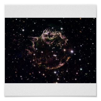 Supernova Remnant Cassiopeia A - December 2004 Posters