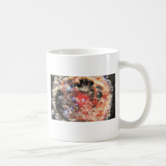 Supernova Remnant Coffee Mug