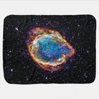 Supernova Remnant G299.2-2.9 Receiving Blankets