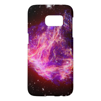 Supernova Remnant N49 From Hubble Space Telescope Samsung Galaxy S7 Case