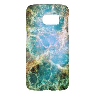 Supernova Remnant Position in Crab Nebula Samsung Galaxy S7 Case
