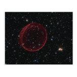 Supernova Remnant Postcards