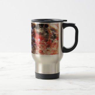 Supernova Remnant Travel Mug