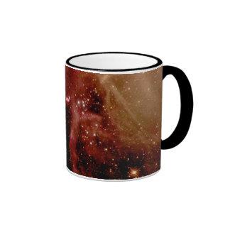 Supernova SN1987A in the Large Magellanic Cloud Ringer Coffee Mug