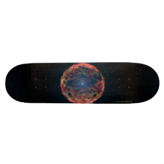 Supernova SN 1993J Skateboard Deck