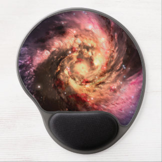 Supernova Spiral Gel Mouse Pad